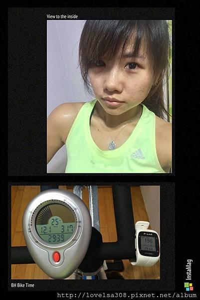 October 30, 2015 BH Bike 飛輪訓練 Day 3