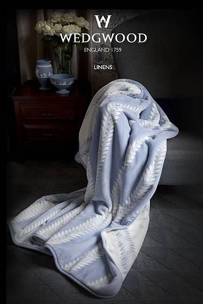 3.5萬Wedgwood月桂冠毛毯