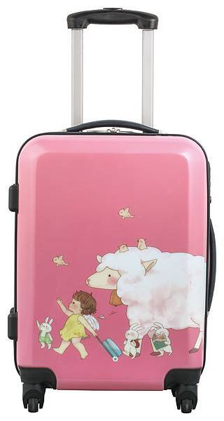 滿額12000元贈朵拉行李箱