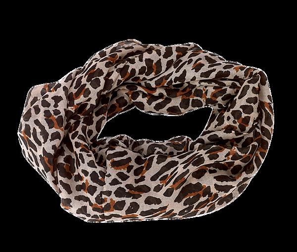 HRF36_豹紋圍巾