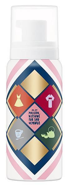 Maison Kitsune聖誕彩妝- UV泡沫CC慕斯 SPF35 PA+++ (活力粉) NT$1450