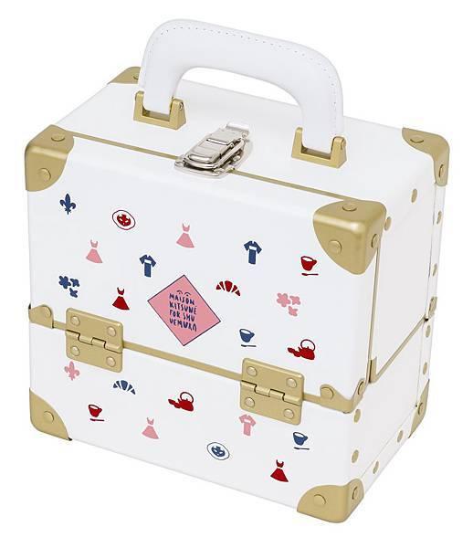 Maison Kitsune聖誕彩妝-限量彩妝箱 NT$8800
