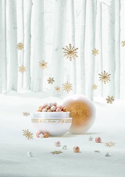 2015 雪舞晶透 聖誕限量妝彩_情境圖3