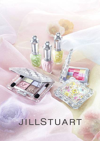 JILL STUART吉麗絲朵 2016年1月1日新商品‧限定品商品形象