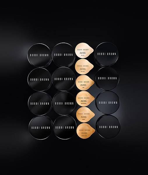 BOBBI BROWN自然輕透膠囊氣墊粉底 - 產品形象照(1)