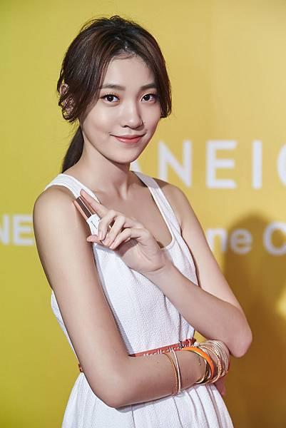 LANEIGE蘭芝超放電絲絨雙色系列產品發表 - Orange Blurring 國民初戀妝