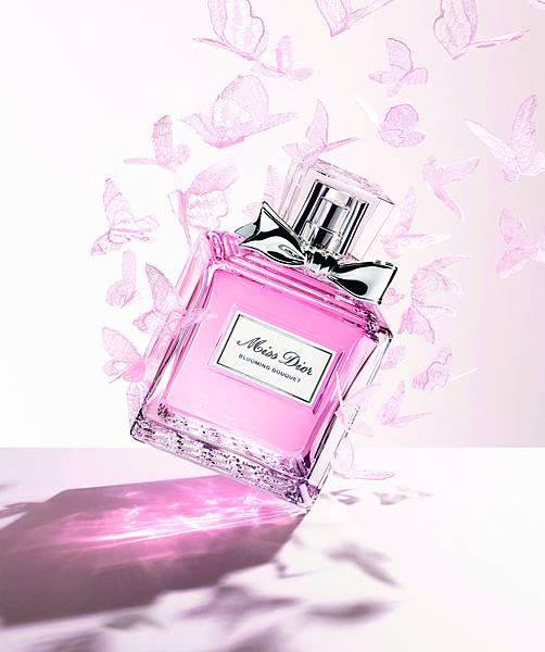 Miss Dior 花漾迪奧淡香水 150ml 限量版 情境圖
