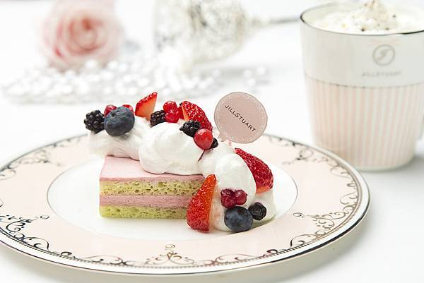 JILL STUART Beauty甜蜜午茶套餐-繽紛樂園 Wonderland NT$250(5)