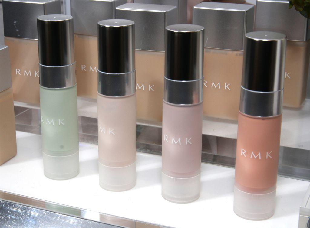 RMK 20160316 Base Make Up新品-透亮修色乳霜