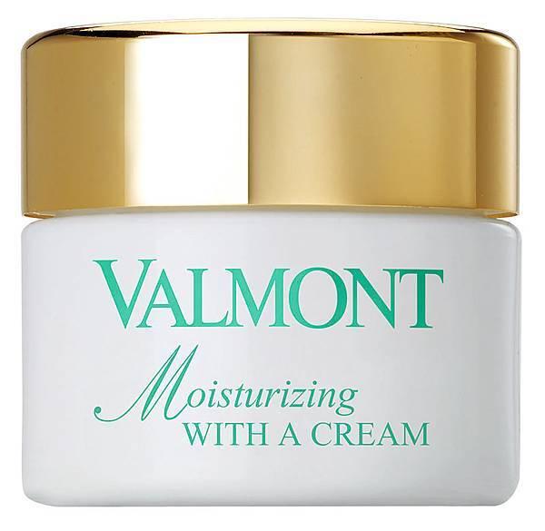 瑞士頂級保養品牌VALMONT - 2016年度新品 HYDRATION極緻保濕系列 Moisturizing with a Cream極緻保濕面霜-50ml NT$4800-s