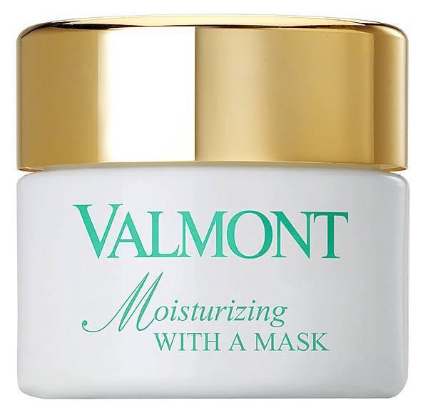 瑞士頂級保養品牌VALMONT - 2016年度新品 HYDRATION極緻保濕系列 Moisturizing with a Mask極緻保濕面膜-50ml NT$4700