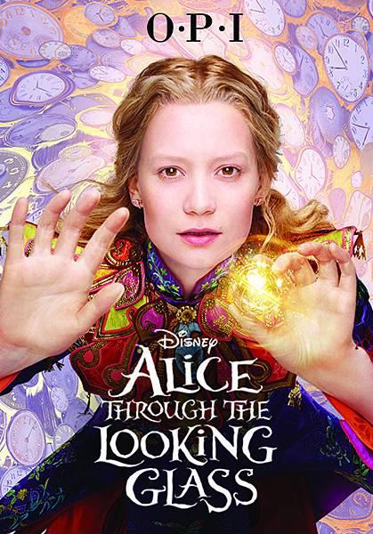 OPI愛麗絲魔境夢遊系列 8款新色 5_6微風之夜全台獨家首賣1