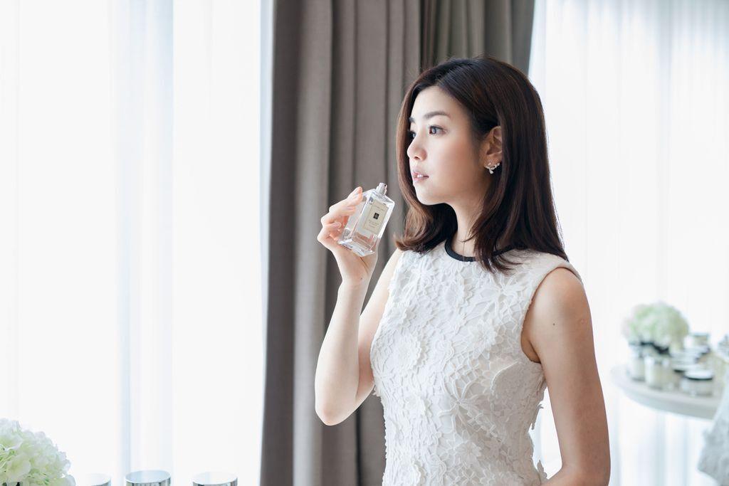 陳妍希和陳曉  X JO MALONE LONDON 婚芳盛宴 -1