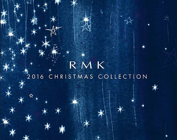 RMK 2016 CHRISTMAS COLLECTION