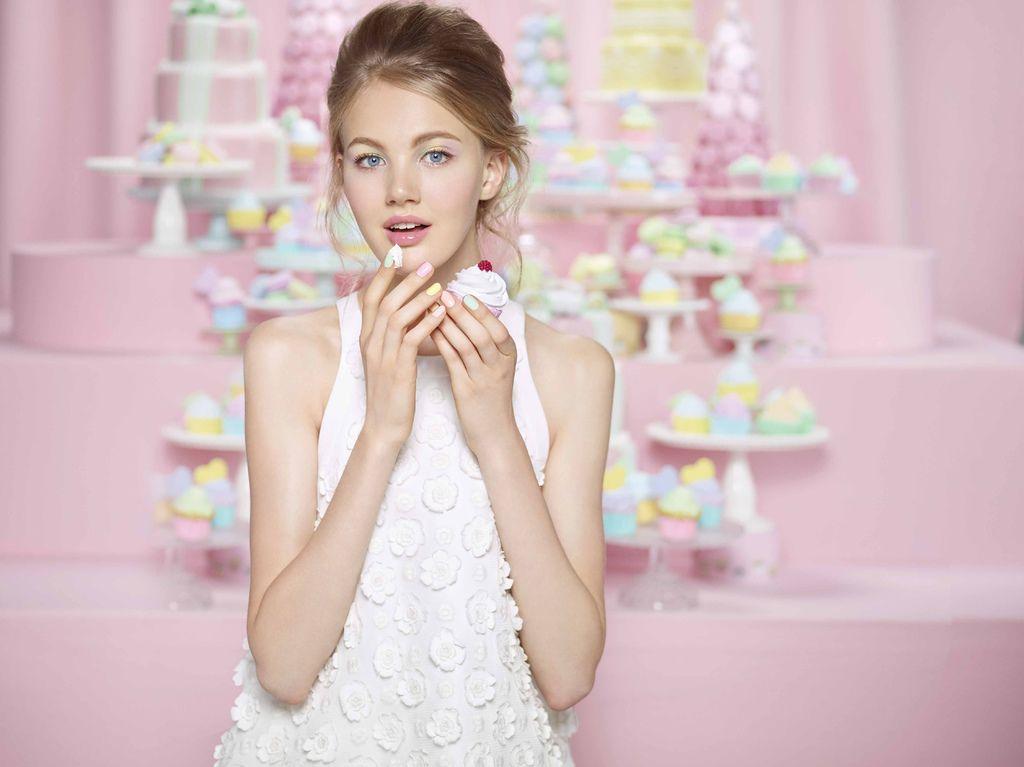 JILL STUART 2017年1月 吉麗絲朵 甜點主義model形象
