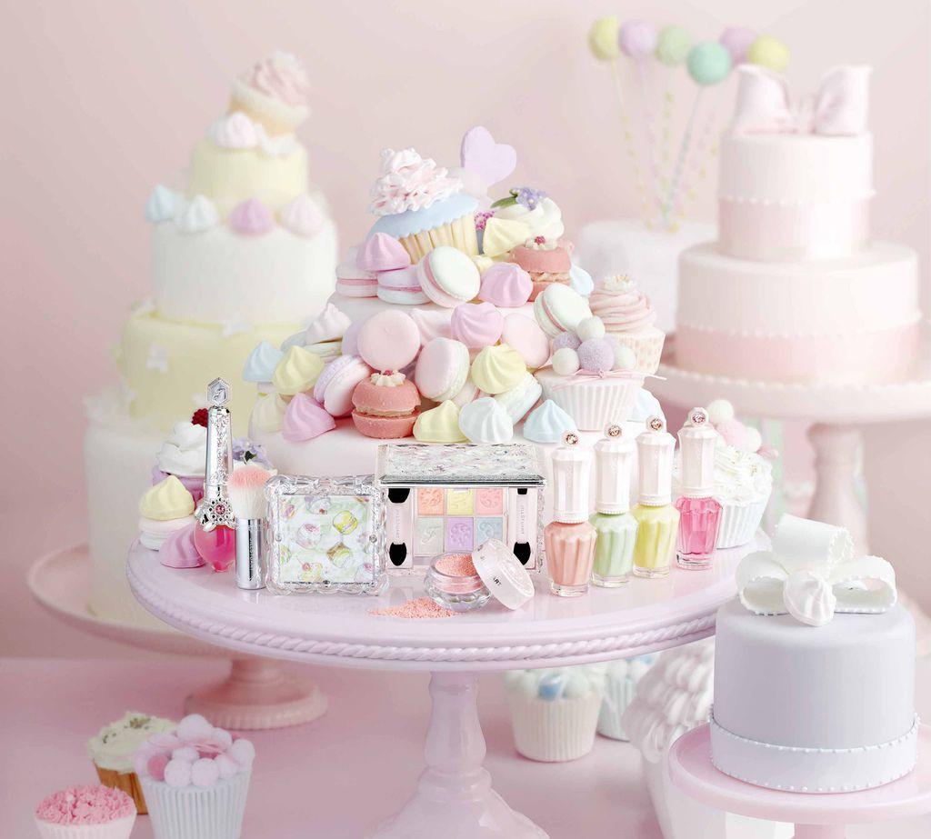 JILL STUART 2017年1月 吉麗絲朵 甜點主義商品形象
