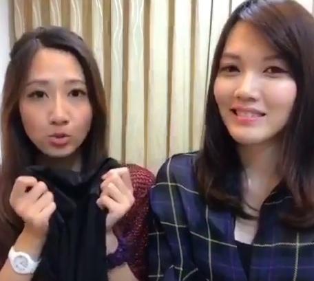 【ALOVIN 婭薇恩】AVA姊妹:【視頻美人】AVA姊妹,ALOVIN 婭薇恩鍺繎系G+正爆衣愛用分享