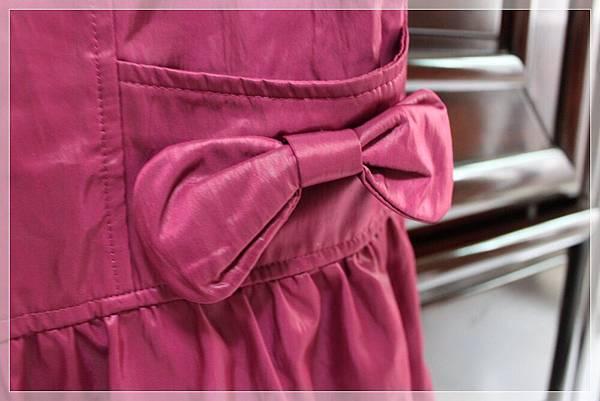 可愛口袋蝴蝶結