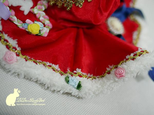 20121223聖誕公主斗篷-22