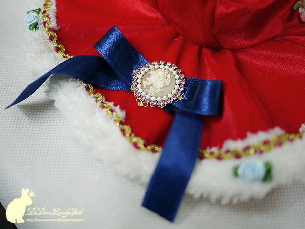 20121223聖誕公主斗篷-21