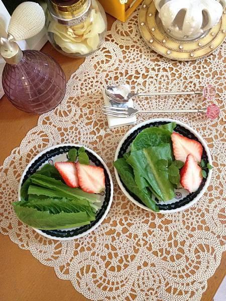 20130312草莓下午茶