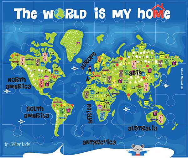 【米小鹹學英文經驗分享】想離開鬼島,讓世界變成你的家