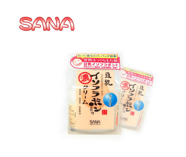 SANA 莎娜-豆乳美肌滋养霜-50g SANA Soymilk Moisture Cream - SOLD OUT