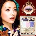 . 戀愛魔鏡-洋娃娃系列-四色眼影盤(VI343陶瓷娃娃)Majolica Majorca Eye Palette