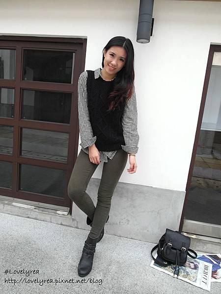 2墨綠褲 (2)