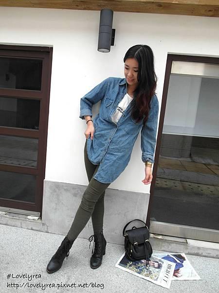2墨綠褲 (5)