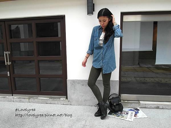 2墨綠褲 (6)