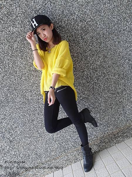 黑拉鍊褲 (13)