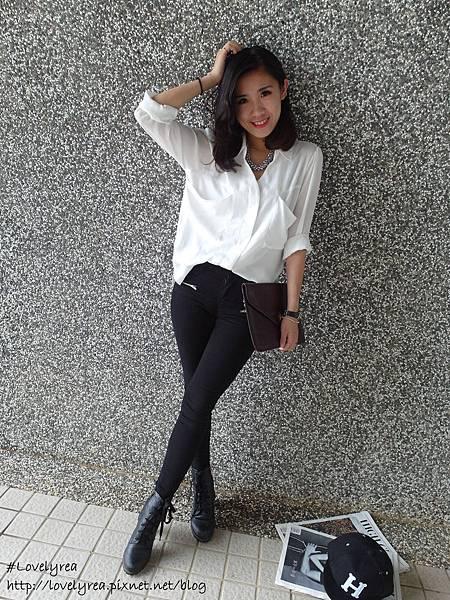 黑拉鍊褲 (20)
