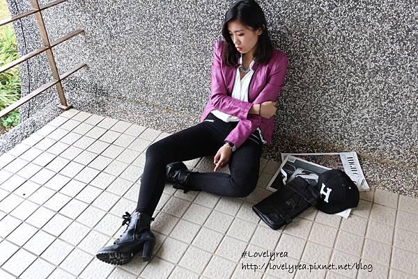 黑拉鍊褲(23)