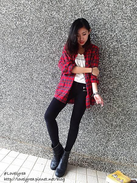 黑拉鍊褲 (6)