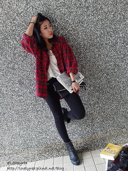 黑拉鍊褲 (7)