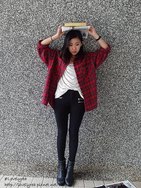 黑拉鍊褲 (8)