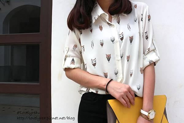 貓頭鷹襯衫 (8)