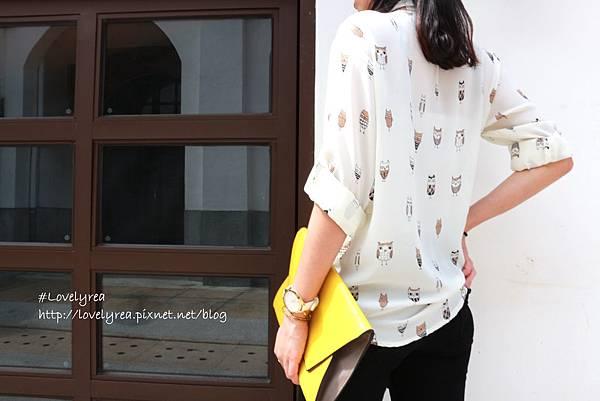 貓頭鷹襯衫 (9)