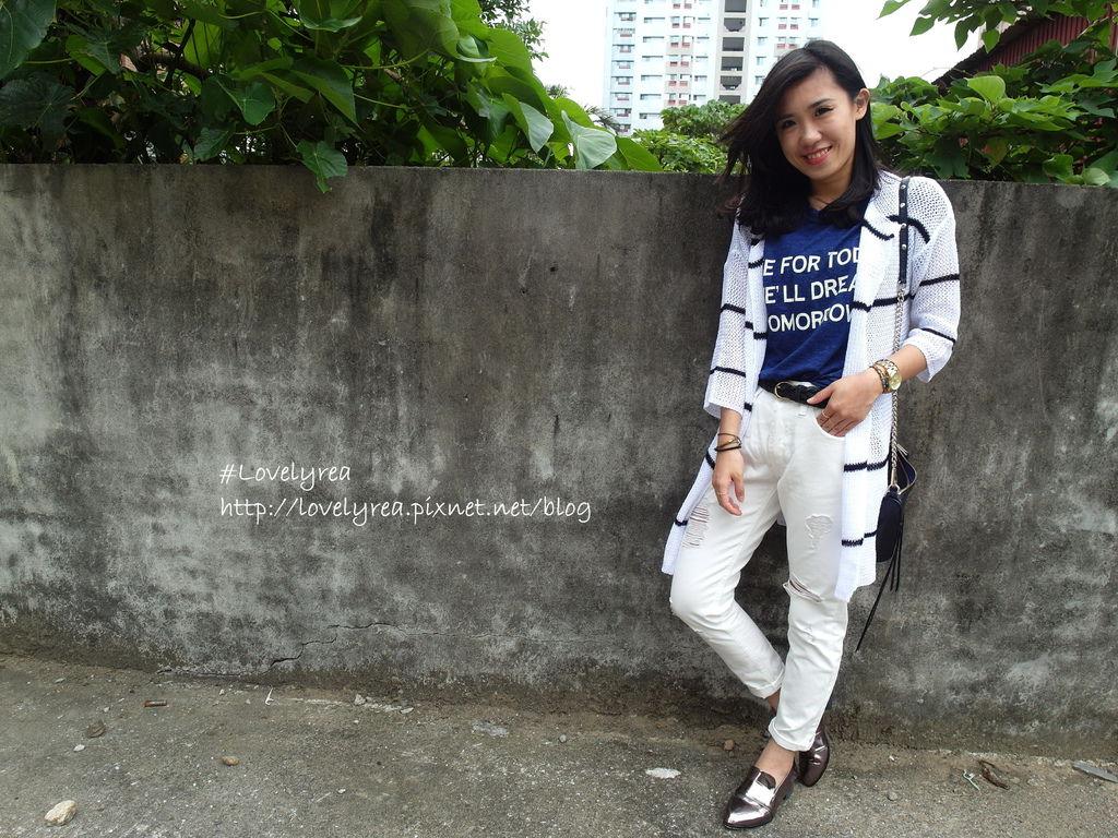 白條紋外套 (1)