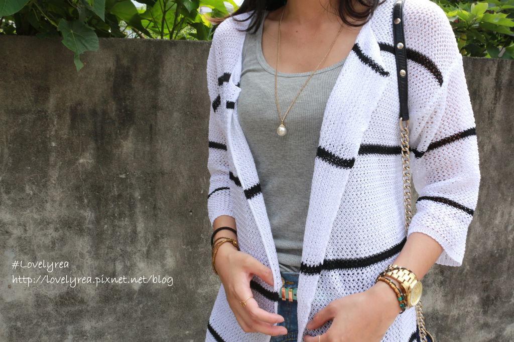 白條紋外套 (5)