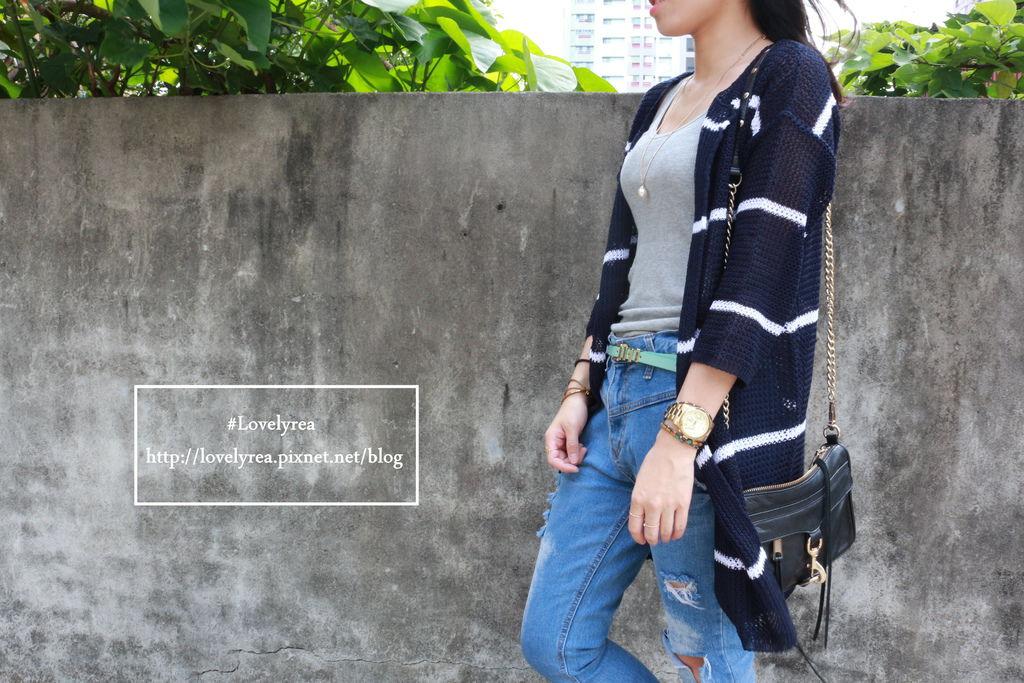 藍條紋外套 (3)