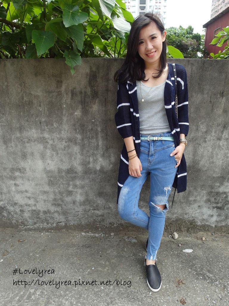藍條紋外套 (9)