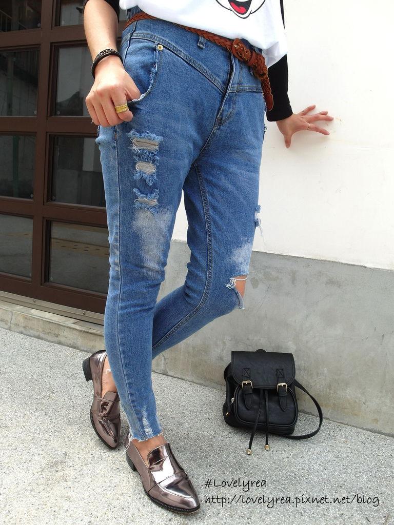 合身BF褲 (3)
