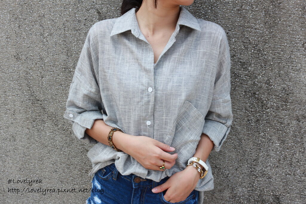 織紋襯衫 (1)