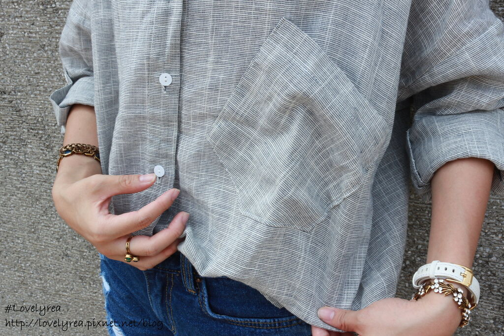 織紋襯衫 (2)