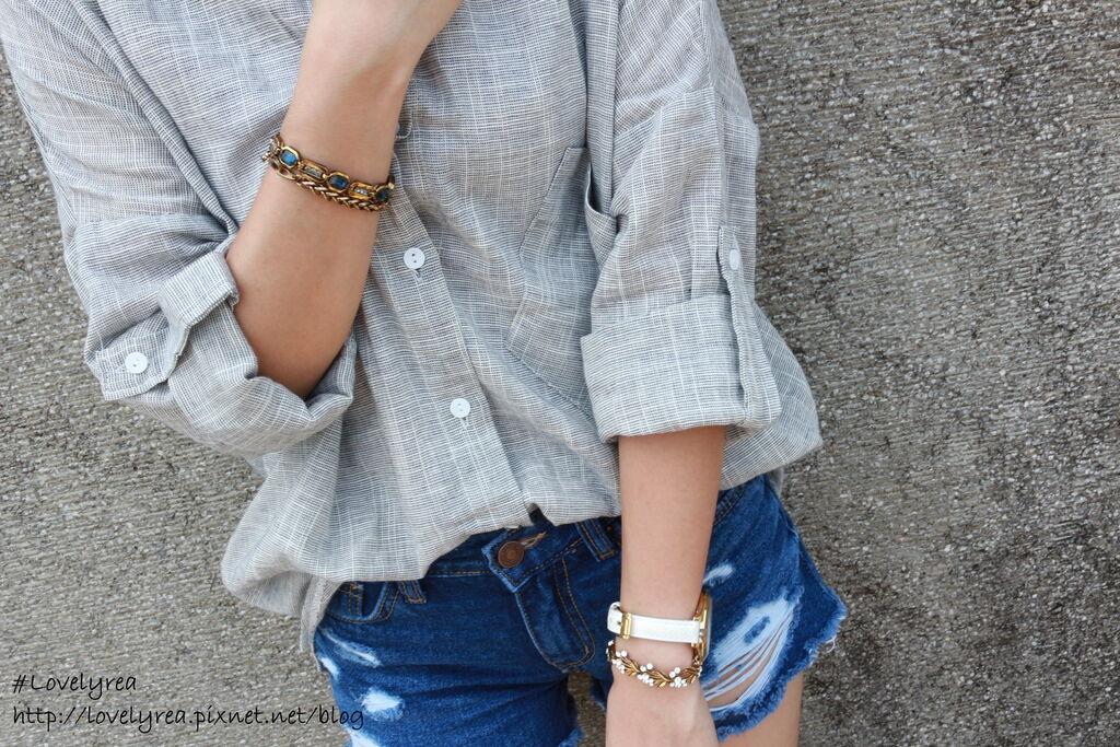 織紋襯衫 (4)