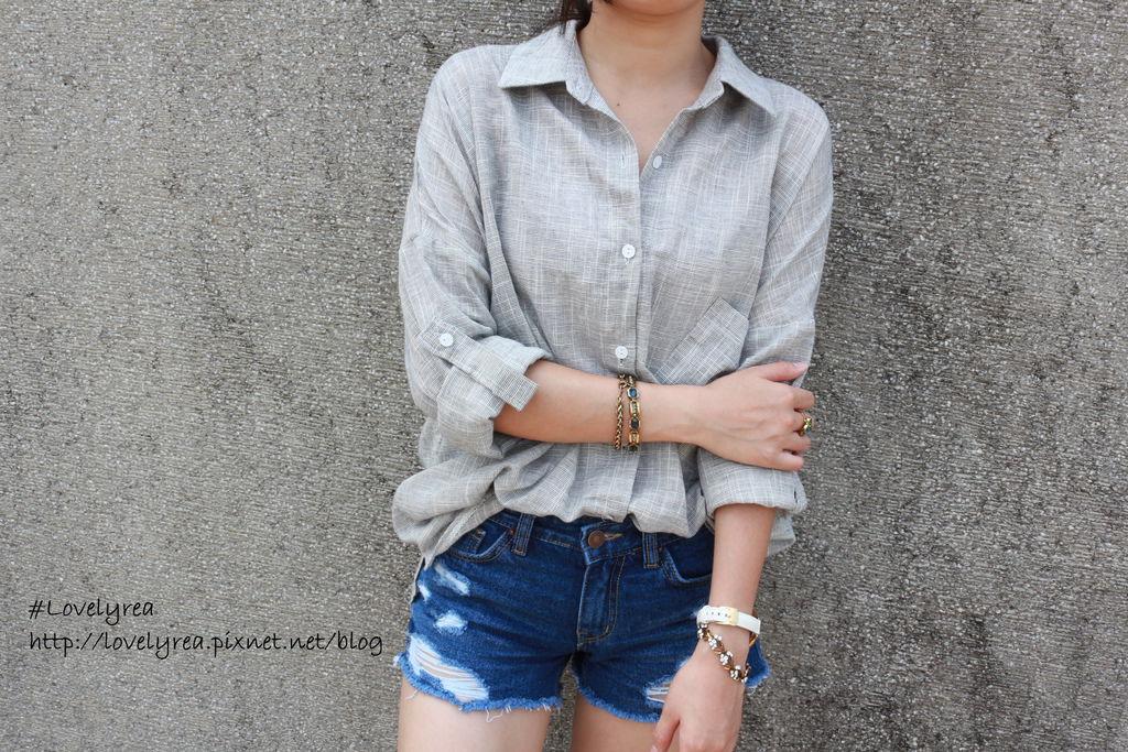 織紋襯衫 (5)