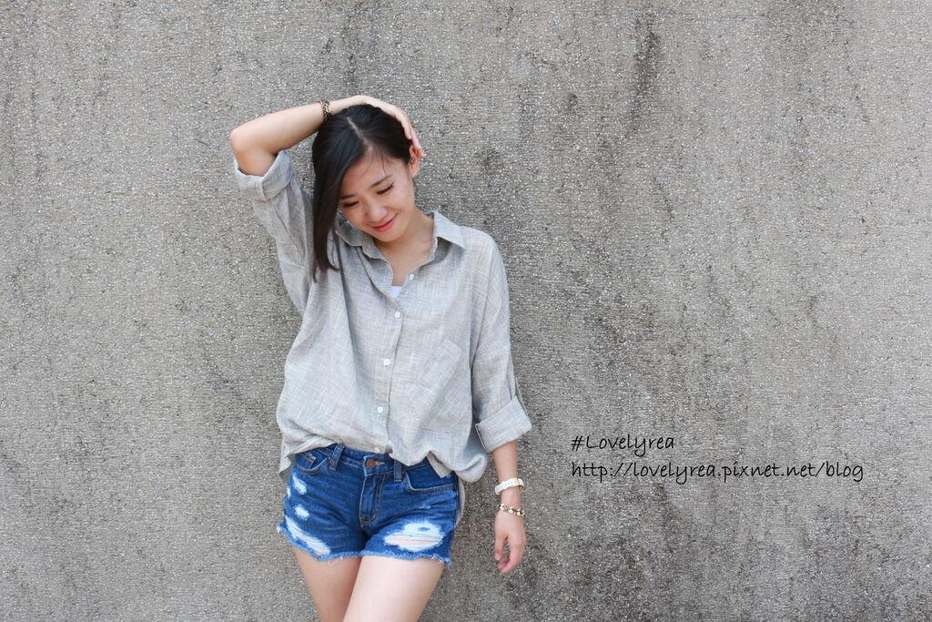 織紋襯衫 (7)