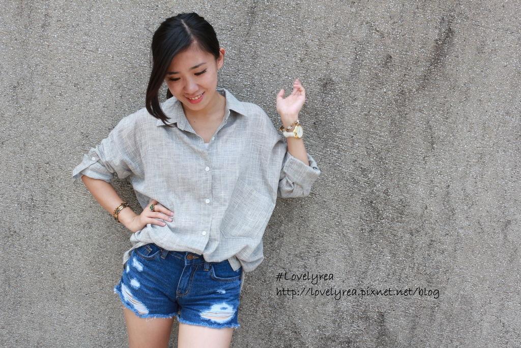 織紋襯衫 (9)